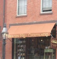 Beacon Hill Chocolates, Beacon Hill, Boston, Ma.