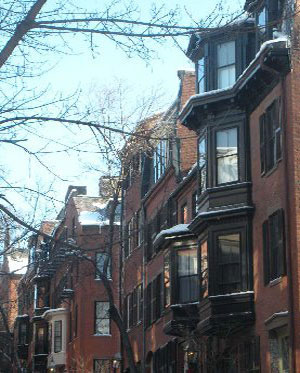 Beacon Hill, Boston, Ma.