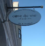Core de Vie Studios, Beacon Hill, Boston, Ma.