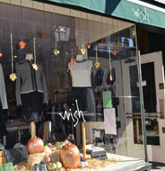 Wish Boutique, Charles St., Beacon Hill, Boston, Ma.