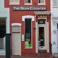 The Bean Counter, Wisconsin Ave., Book Hill, Georgetown, D.C.