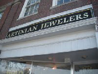 Artinian Jewelers, Lexington, Ma.