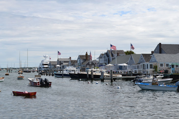 Nantucket Harbor, Nantucket, Ma.