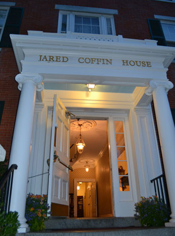 Jared Coffin House, Broad St., Nantucket, Ma.