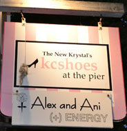 KC Shoes at the Pier, Narragansett Pier Markplace, Narragansett, R.I.