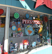 Persnickety Toys, Eagle St., North Adams, Ma.