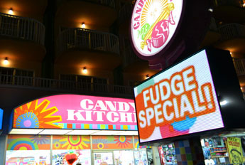 Candy Kitchen, boardwalk, Ocean City, Md.