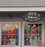 Ro's Shirts by the Cove, Perkins Cove, Ogunquit, Maine