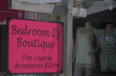 Bedroom I's Boutique, Osterville, Ma.