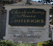 Checkerberry House Interiors, Osterville, Ma.