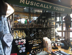 Musically Yours, Quincy Market North Canopy, Faneuil Hall Marketplace, Boston, Ma.