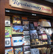 Revolutionary Boston Museum Shop, Quincy Market S. Canopy Lower Level, Faneuil Hall Marketplace, Boston, Ma.