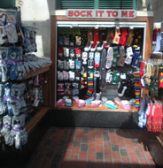 Sock It To Me, Quincy Market South Canopy, Faneuil Hall Marketplace, Boston, Ma.