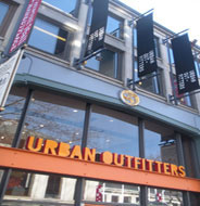 Urban Outfitters, South Market, Faneuil Hall Marketplace, Boston, Ma.