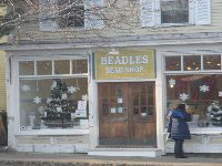 Beadles Bead Shop, Rockport, Ma.