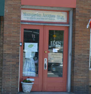Moongarden Antiques, Main St., Wakefield, R.I.