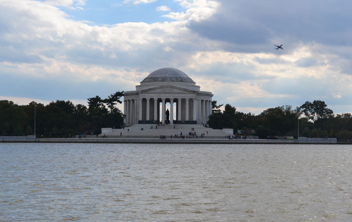 Jefferson Memorial and Tidal Basin, Washington, D.C.