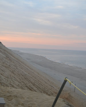 Cahoon Hollow Beach, Wellfleet, Cape Cod, Ma.