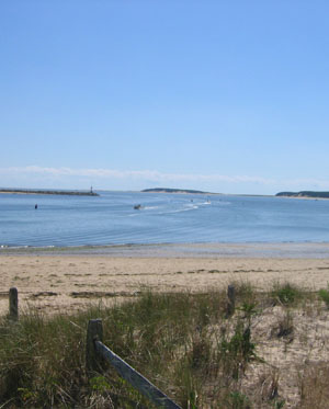 Wellfleet Harbor, Town Pier, Wellfleet, Cape Cod