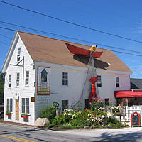Mac's Shack, 91 Commercial St., Wellfleet, Cape Cod