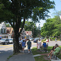 Main St., Downtown Wellfleet, Cape Cod
