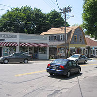 Main Street, Downtown Wellfleet, Cape Cod