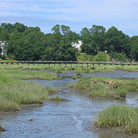 Uncle Tim's Bridge, Wellfleet, Cape Cod