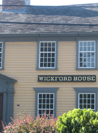 Wickford House, Main St., Wickford, R.I.