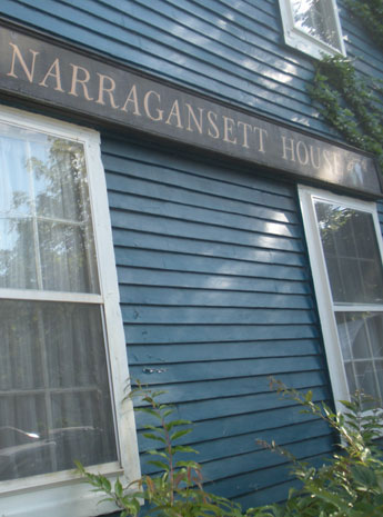 The Narragansett House, Main St., Wickford, R.I.