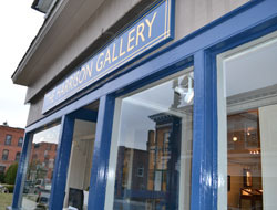 Harrison Gallery, Spring St., Williamstown, Ma.