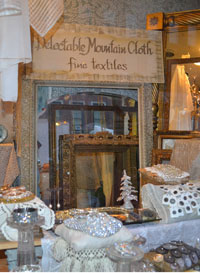 Delectable Mountain Cloth, Main St., Brattleboro, Vt.