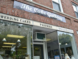 The Cake Gallery, Hope St., Bristol, R.I.