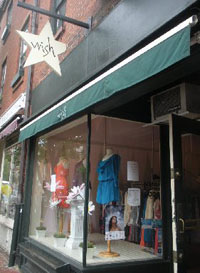 Wish Boutique, Charles St., Boston, Ma.