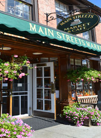 Main Streets Market & Cafe, Concord, Ma.