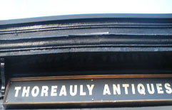Thoreauly Antiques, Concord, Ma.