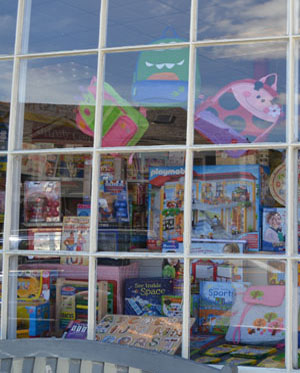 The Toy Shop of Concord, Walden St., Concord, Ma.