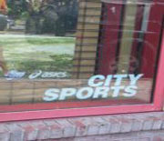 City Sports, Thayer St., Providence