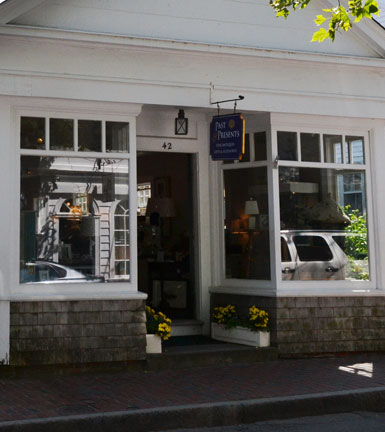 Past and Presents, Main St., Edgartown