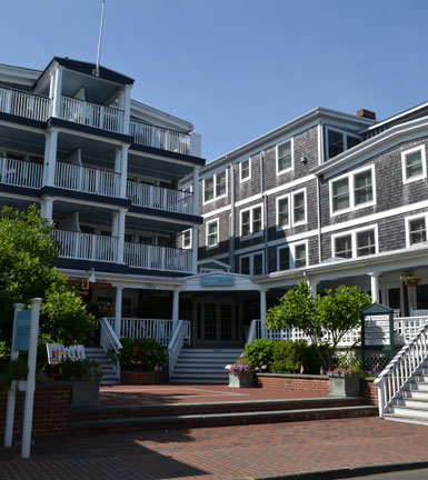 Vineyard Square Hotel and Suites, North Water St., Edgartown, Martha's Vineyard