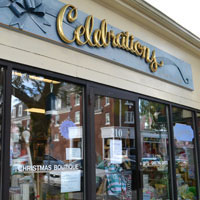 Celebrations, Main St., Falmouth, Ma.