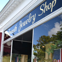 Falmouth Jewelry Shop, Main St., Falmouth, Ma.