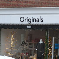 Originals, Sound Beach Ave., Old Greenwich, Ct.