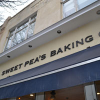 Sweet Pea's Baking Co., Sound Beach Ave., Old Greenwich, Ct.