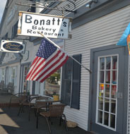 Bonatt's Bakery & Restaurant, Main St., Rt. 28, Harwich Port, Ma.