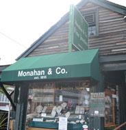 Monahan Fine Jewelers, Main St., Rt. 28, Harwich Port, Ma.