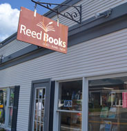 Reed Books, Main St., Rt. 28, Harwich Port, Ma.