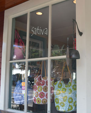 Sativa, Main St., Rt. 28, Harwich Port, Ma.