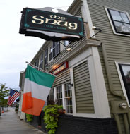 The Snug, North St., Downtown Hingham, Ma.