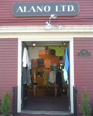 Kennebunkport Kennebunk Maine Scenic Shopping