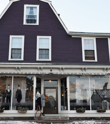 Bobbles and Lace, Washington St., Marblehead, Ma.